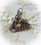 Big Sister Sterling Silver Charm