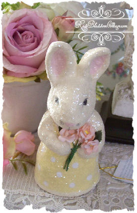 Mary Bunny Rabbit Easter and Spring LAST CALL!