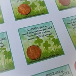 Spread the Lucky Penny Download Sheet