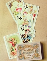French Paris Style Playing Cards Deck
