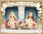 Home Blessing Sacred Heart Print/Download